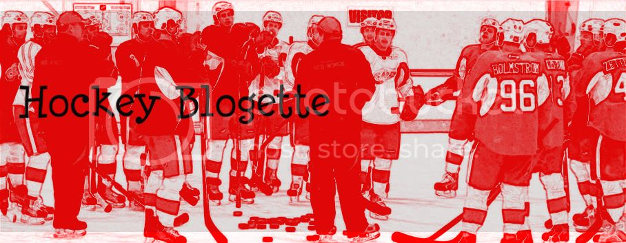 Hockey Blogette